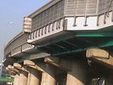 中国自動車道豊中高架橋